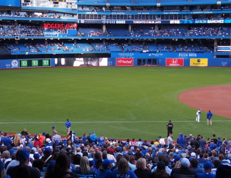 Jose Bautista and his hips