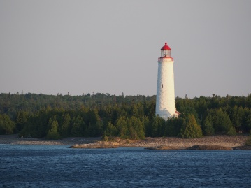 Famous lighthouse