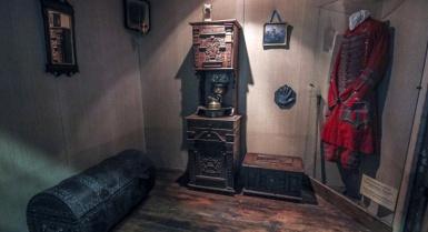 personal belongings, cabin