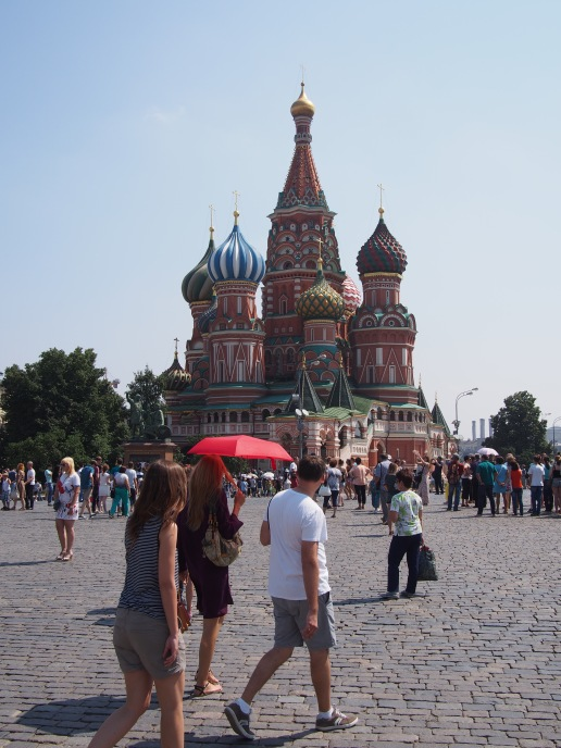 Red Square tour