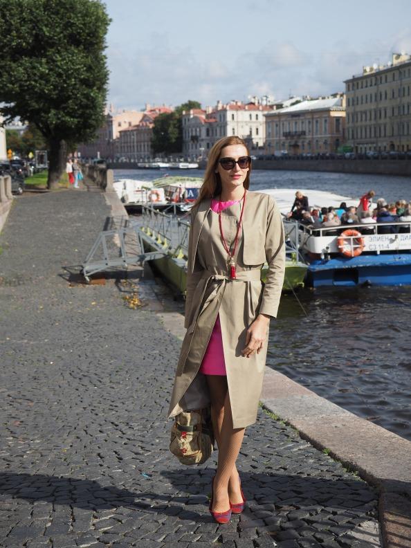 Water canals, St. Petersburg
