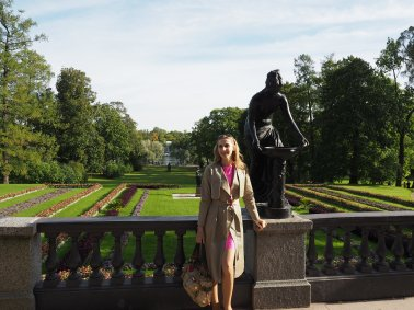 Tsarskoe selo, Pushkin