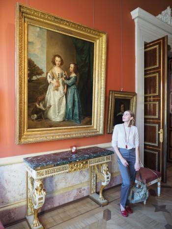 Art at Hermitage, St. Petersburg