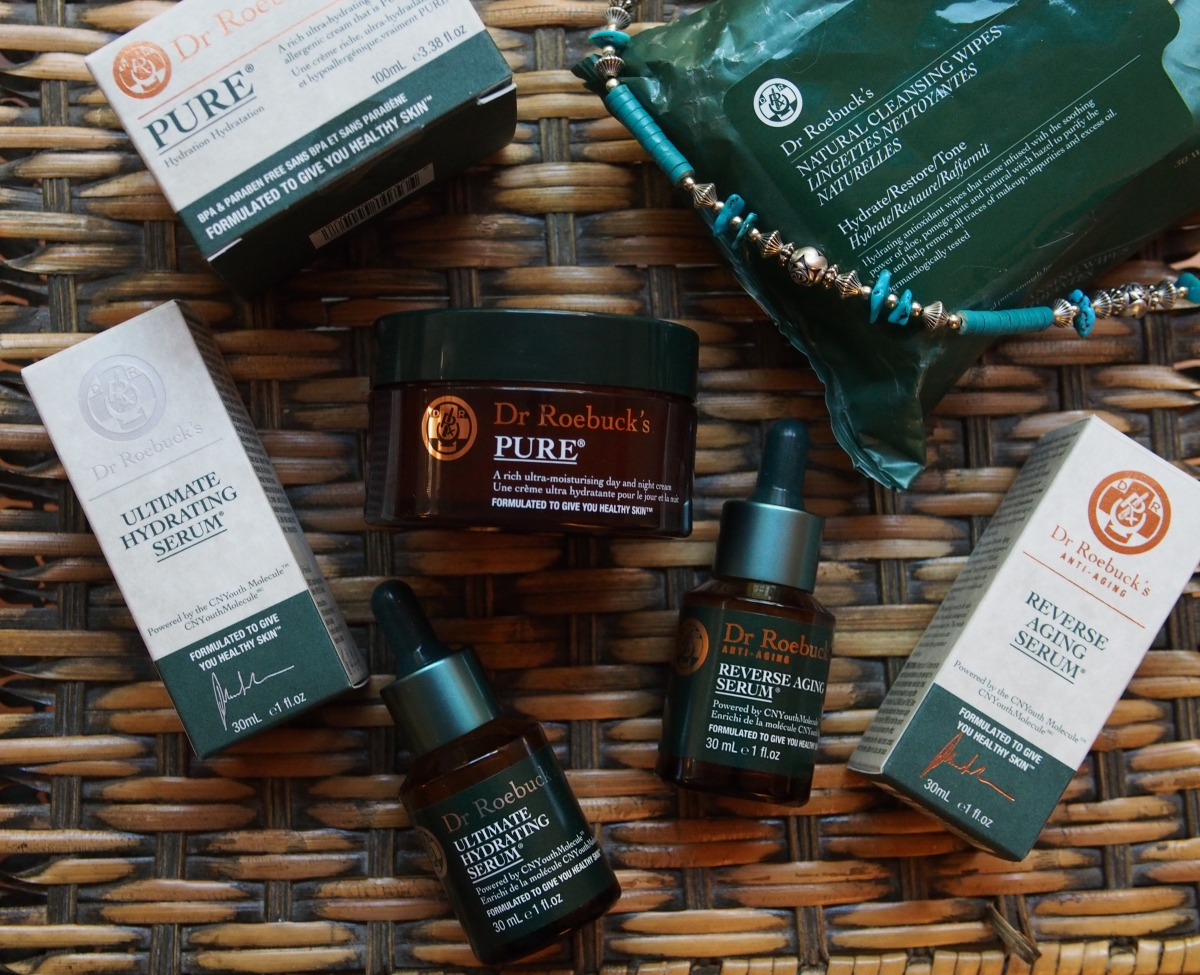 Natural radiance prescribed by Dr.Roebuck's