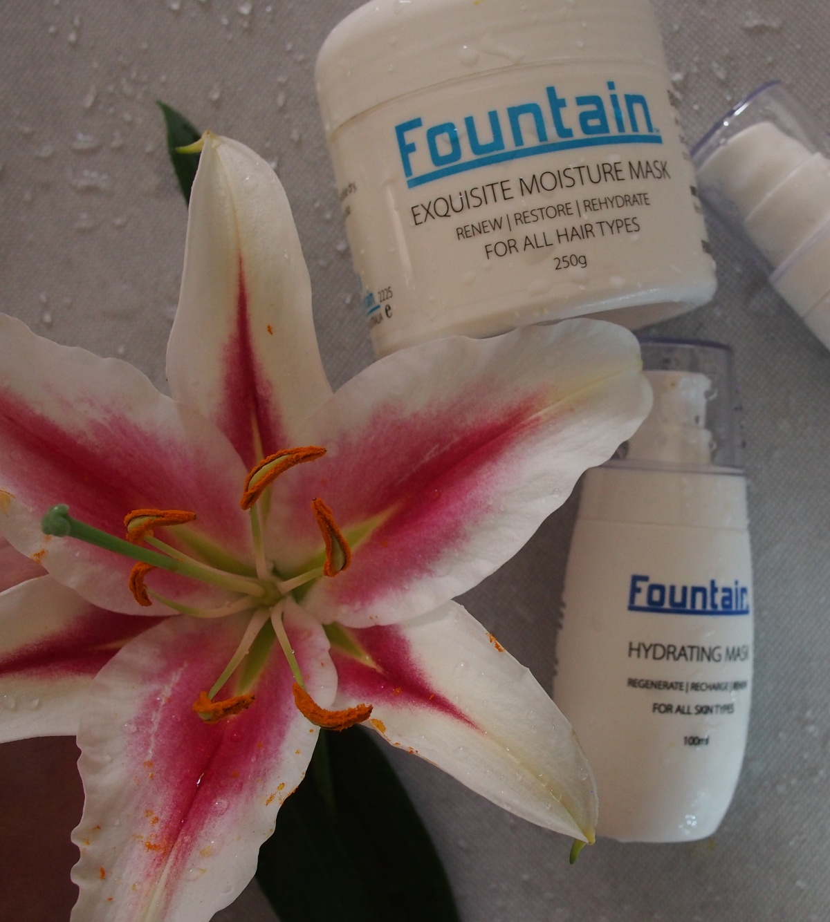 Super 5 from Fountain Cosmetics