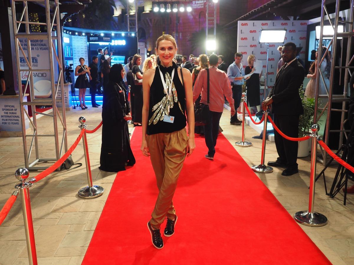 Dubai International Film Festival. TheOpening.