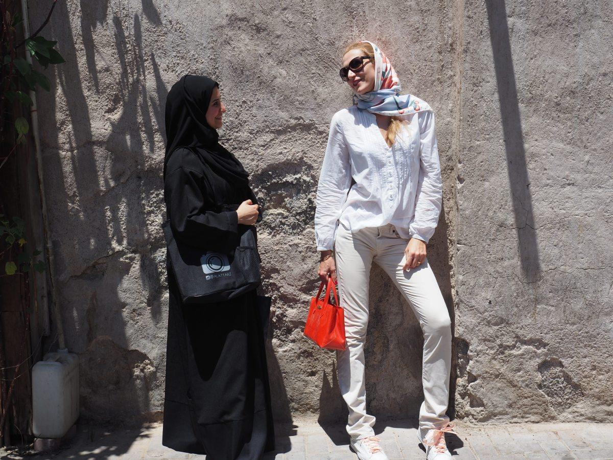 #AZtory: Anna and Zainab in Old Dubai, Part1