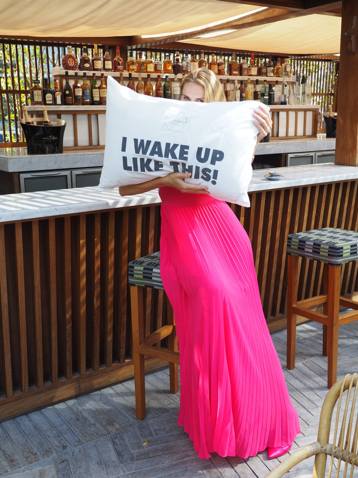 Wake up in Paris and brunch @La Cantine du Faubourg,Dubai