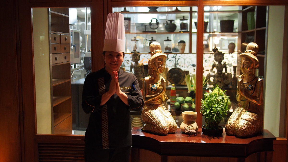"Thiptara or ""magic on the water"", best Thai cuisine in Dubai"